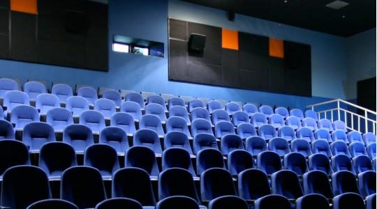 Контроллер управления освещения кинотеатров