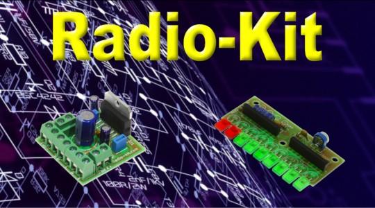 Разработка и производство наборов, модулей для проекта Radio-KIT