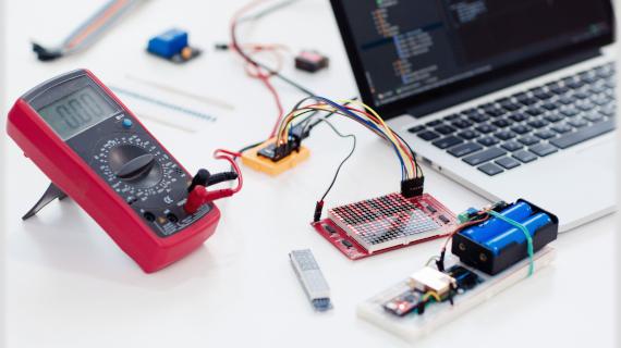 Отладка схемы и программного обеспечения
